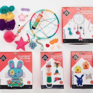 DIY couture kit enfant