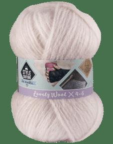Fil laine spécial tricot
