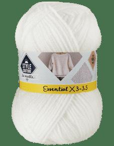 fil à tricoter petit prix